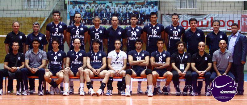پیکان نماینده ی ایران در جام باشگاه های جهان