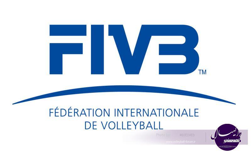 هدیه هوندا به فدراسیون جهانی والیبال + تصویر