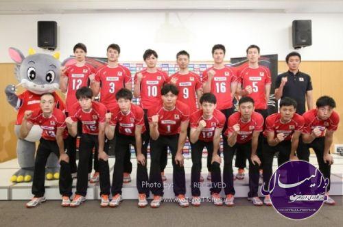 ماساشی 14 بازیکن برای جام جهانی انتخاب کرد