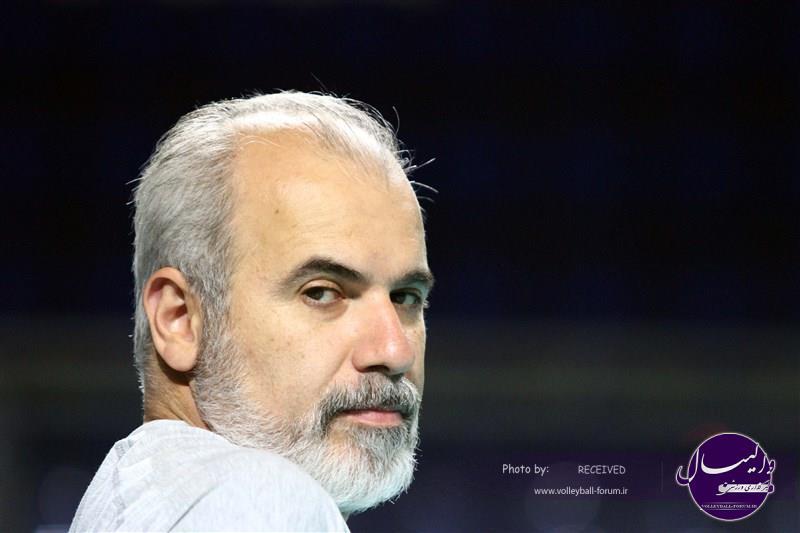 خوش خبر: مردم همیشه حامی والیبال بودند / قول می دهم ایران المپیکی شود