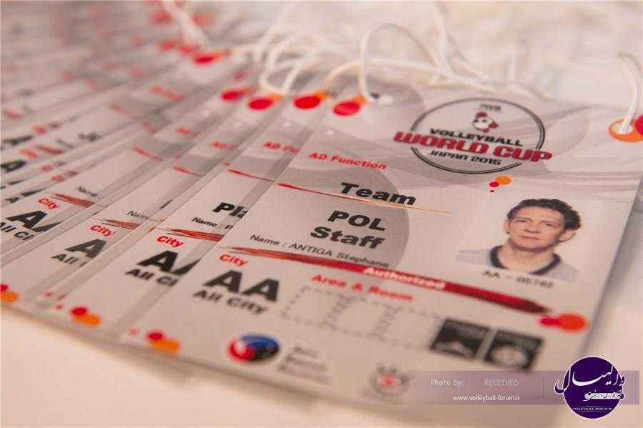 سیزدهمین دوره مسابقات جام جهانی والیبال از هفدهم شهریور لغایت اول مهر ماه سالجاری با حضور دوازده کشور در ژاپن برگزار می شود تا سرانجام با مشخص شدن رده بندی نهایی این پیکارها؛ دو تیم برتر آن نیز بلیت ورودی المپیک ریو 2016 را دریافت کنند.