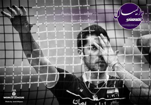 غیبت شهرام محمودی در بازی با تونس!