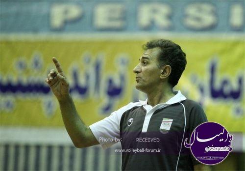 شهنازی: تیم ملی والیبال ایران جزو تیم های برتر جهان است