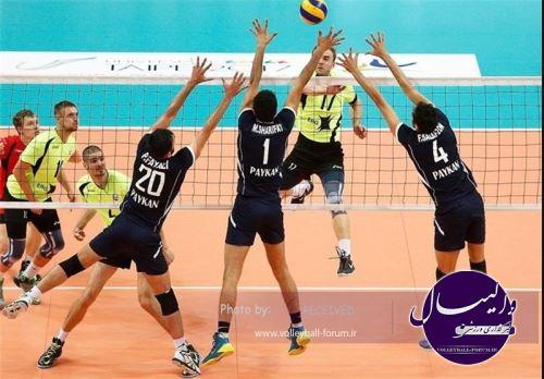 والیبال قهرمانی باشگاههای جهان / پیکان در نخستین دیدار به مصاف نماینده مصر میرود