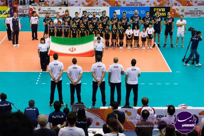 ایران - لهستان/بازی برده را باختیم