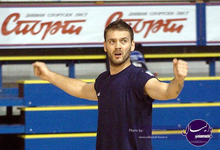پتکوویچ به تیم ملی والیبال صربستان دعوت نشد!