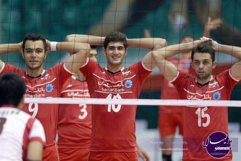 قهرمانی جوانان جهان / پیروزی ایران برابر ژاپن