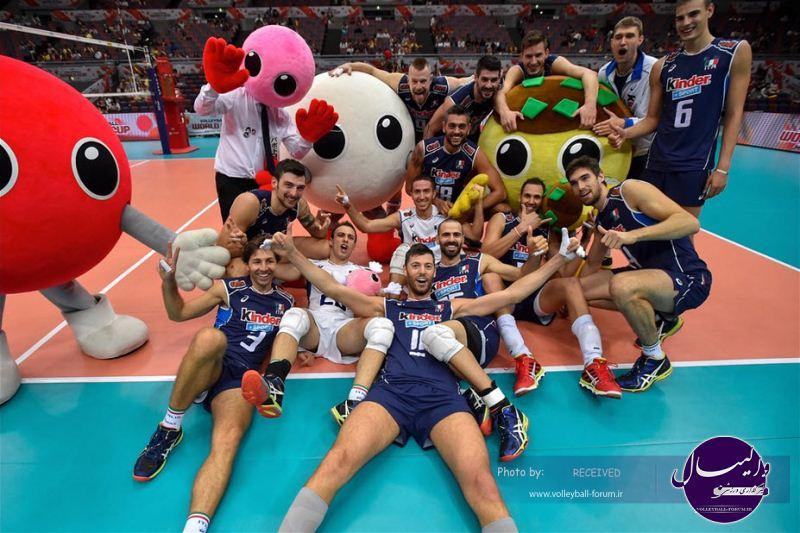 ایتالیا هم به پیروزی رسید