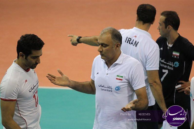 کیوان مجردی : ایران در جام جهانی بی تجربه است