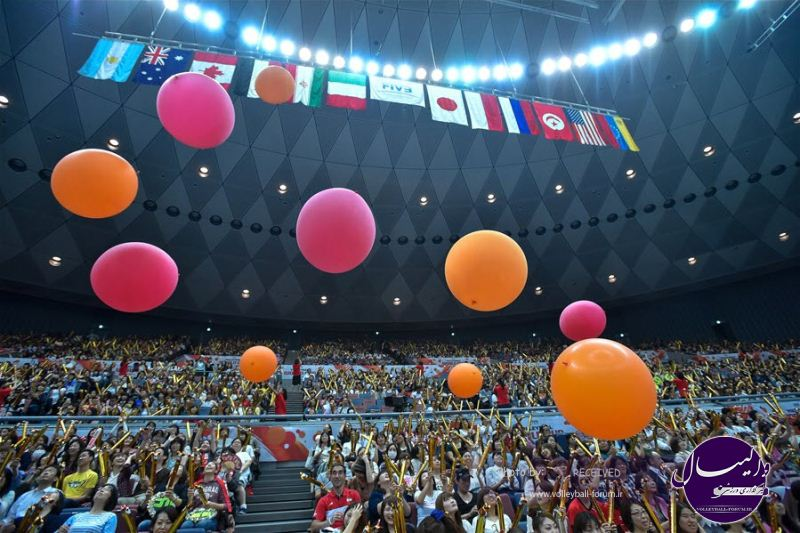جام جهانی والیبال 2015 ژاپن / دوئل شش تیم مدعی