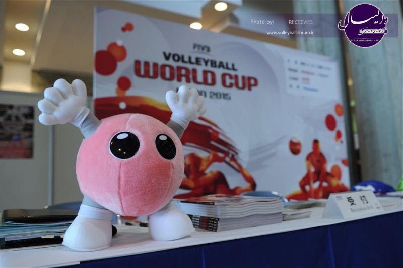 روز هشتم رقابت های جام جهانی والیبال فردا پیگیری می شود