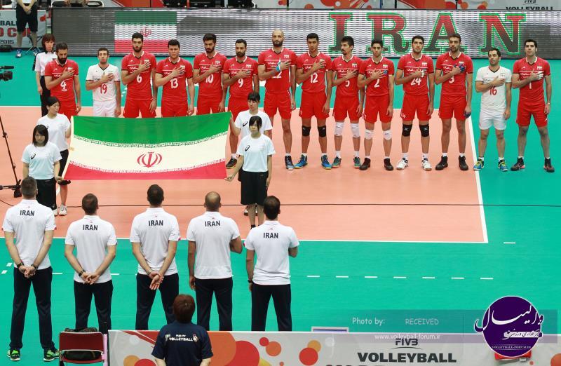 گزارش تصویری دیدار ایران - آمریکا / شماره 1