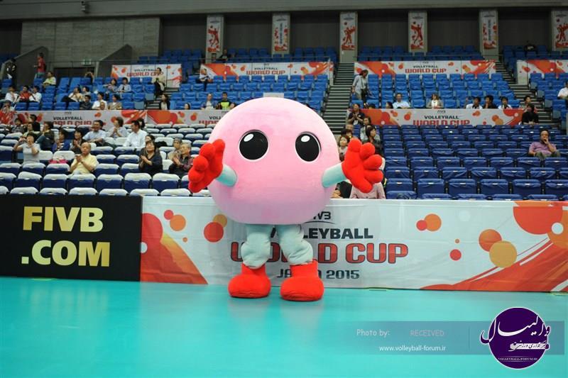 برنامه نهمین روز رقابت ها ژاپن