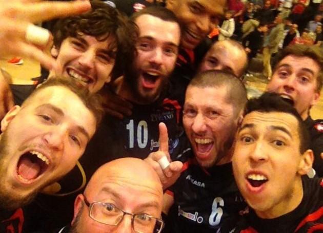 تیم دراگون لوگانو سوئیس به سومین قهرمانی خود رسید!