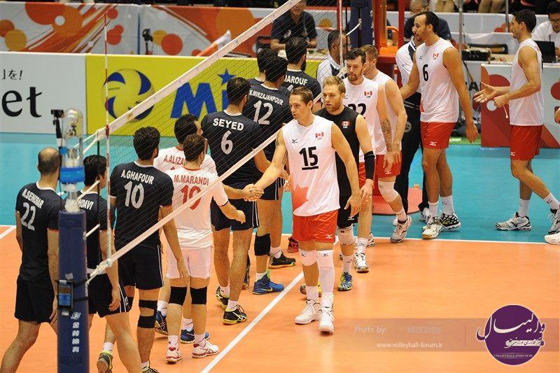 وینترز: ایران تیم قدرتمندی است/ به بازیکنان گفته بودم بجنگند