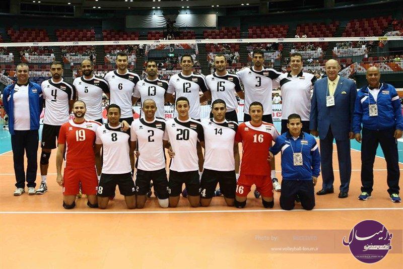 مصر را بیشتر بشناسیم/ تیم اول آفریقا