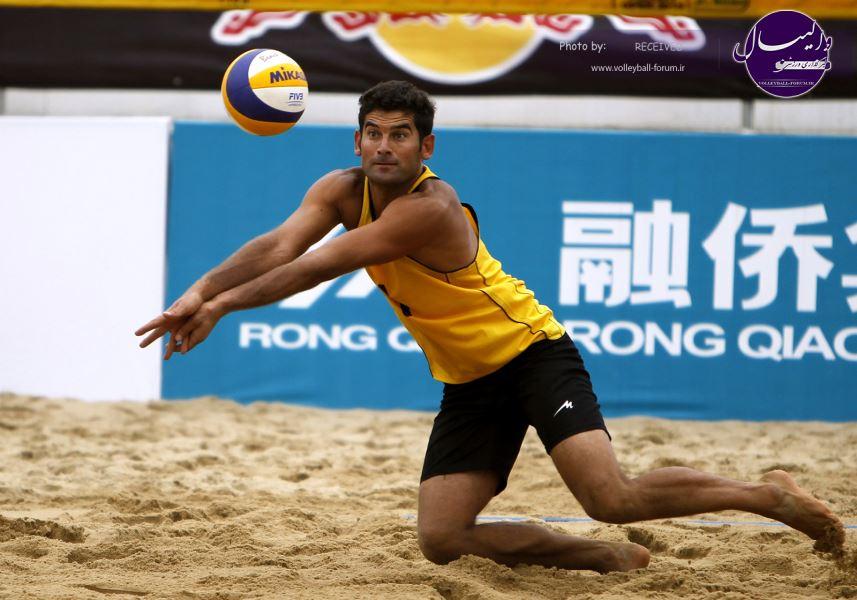 آغاز مسابقات والیبال ساحلی قهرمانی کشور و انتخابی تیم ملی درآق قلا از امروز