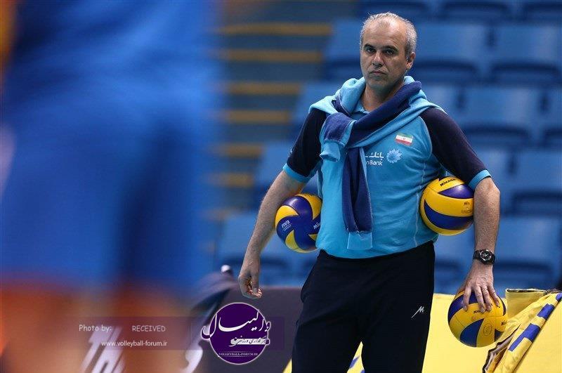 واکنش خوشخبر به خبر برکناریاش از والیبال