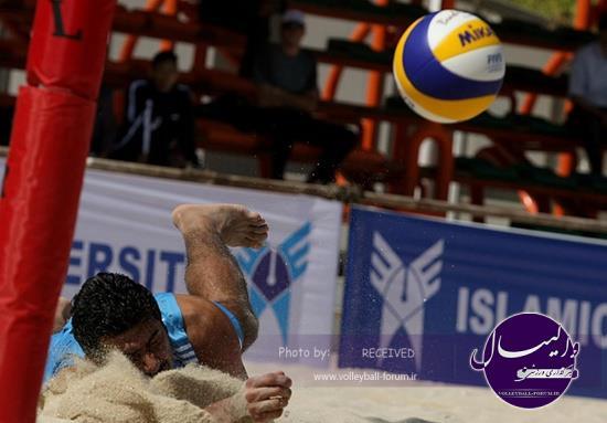 احتمال میزبانی ایران در مسابقات تور جهانی والیبال ساحلی
