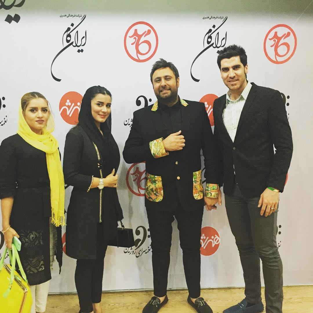 شهرام محمودی و سوگند