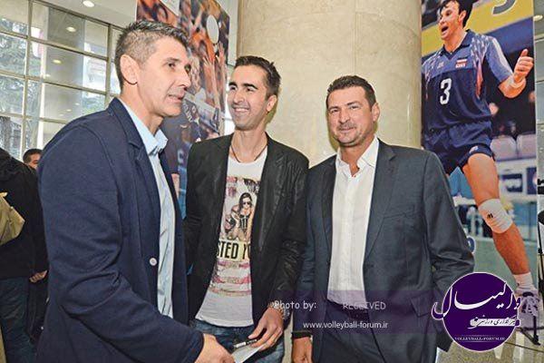 کواچ: آرزویم بازی با صربستان در المپیک است