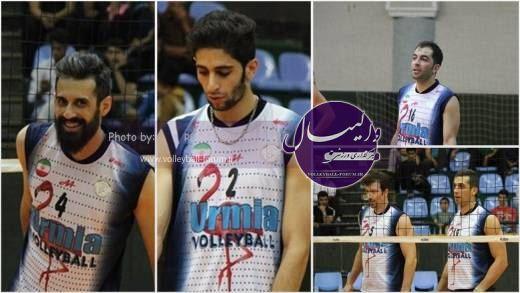 تیم پرستاره والیبال شهرداری ارومیه را بهتر بشناسیم