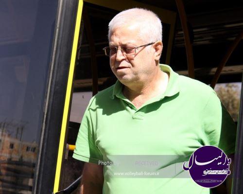 علی ستوده در گذشت!/آخرین یادداشت حاجی ستوده