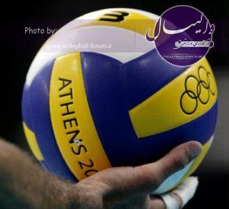 دیدار تدارکاتی تیم والیبال بانک سرمایه با کاله آمل