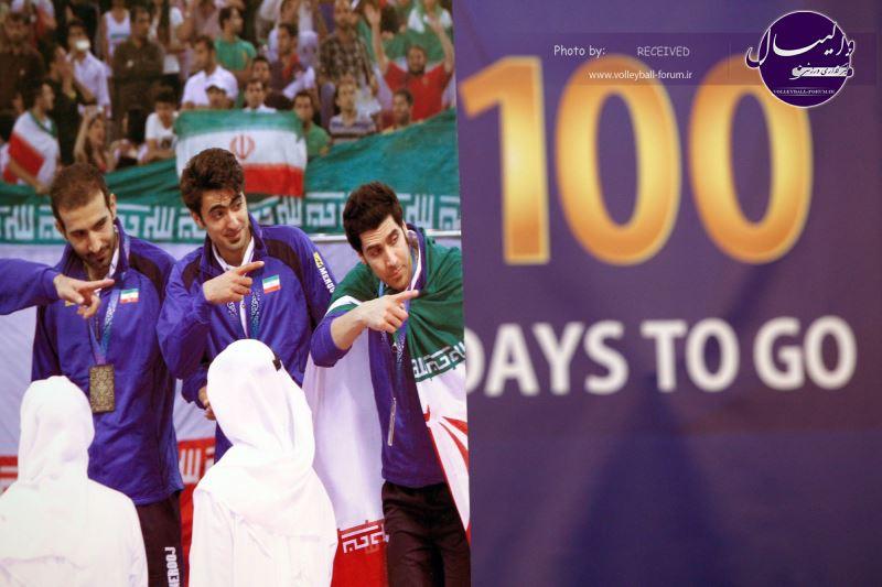 گزارش تصویری مراسم قرعه کشی رقابت ها جام ملت های 2015 تهران