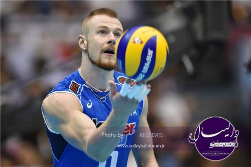 زایتسف:والیبال اسلوونی پدیده است