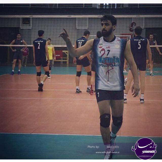 فياضي:رمز موفقیت تیم شهرداری ارومیه کادرفنی،باشگاه،هواداران و بازیکنان هستند