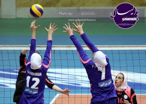 صادقی سرمربی تیم ملی والیبال دختران شد