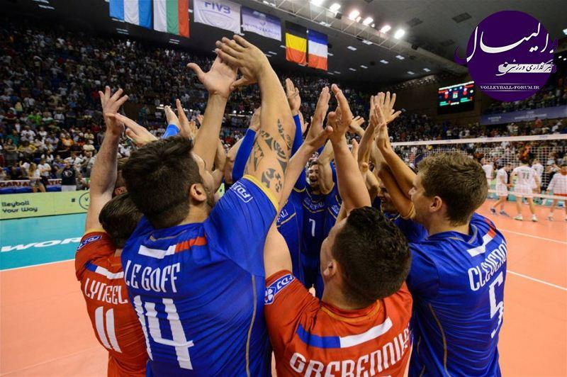 آماده باش قدرت های والیبال اروپا برای المپیک