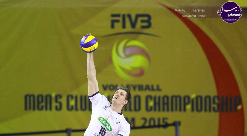 نتایج روز اول مسابقات والیبال باشگاه های جهان