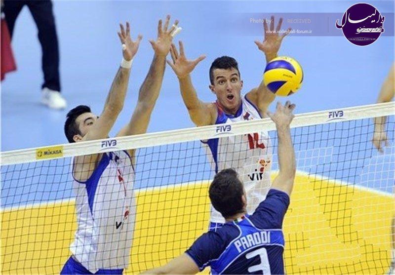 ملیپوش پیشین تیم صربستان به تیم والیبال ثامن مشهد پیوست