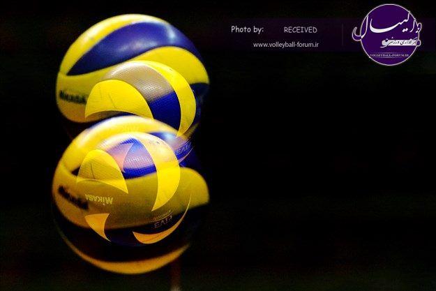 سومین پیروزی در جدال خانه والیبال