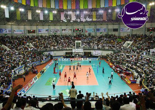 ارومیه تماشاگر برتر هفته پنجم لیگ برتر