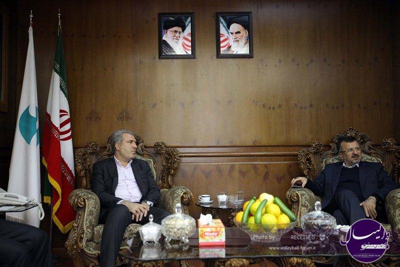 یک اتفاق تاریخی برای والیبال ایران / دکتر داورزنی عضو هیات رییسه فدراسیون جهانی شد